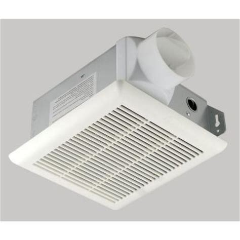 home depot bath fans hton bay 70 cfm ceiling exhaust bath fan bpt12 13d