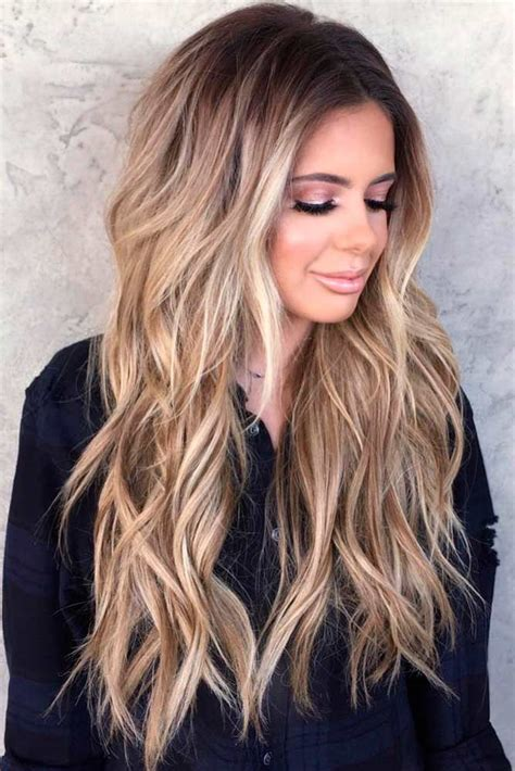 long layered hair ideas  pinterest long