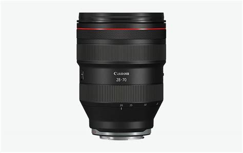 specifications features rf 28 70mm f2l usm canon uk