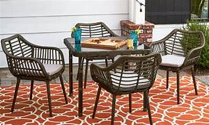 Outdoor Patio Furniture For Small Spaces Decorating Ideas