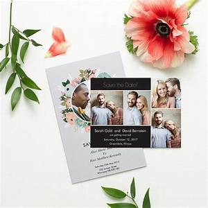 save the date cards and postcards vistaprint With vistaprint postcard wedding invitations