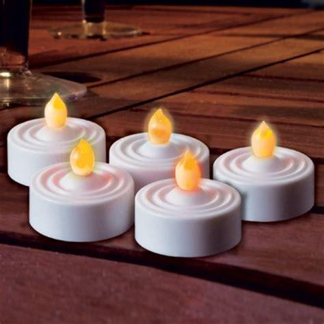 amber led tea lights led flickering tea lights with amber flame