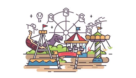 amusement park png   cliparts  images
