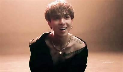 Mino Song Pull Forward Winner Tattoos Blonde
