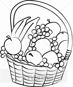 Fruit Clipart Pictures Black And White | Clipart Panda ...