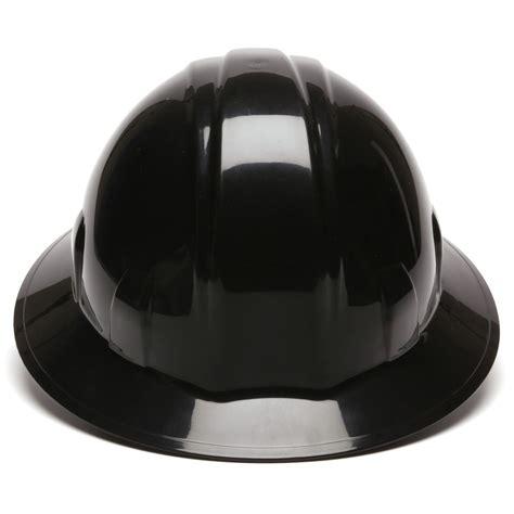 high hat lights pyramex hp24111 brim hat 4 point ratchet