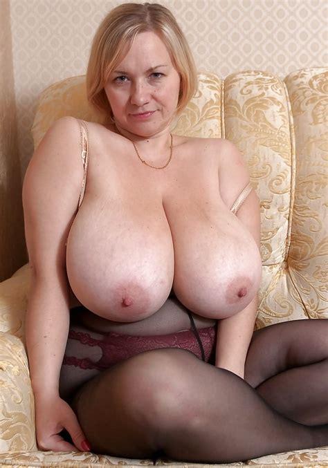 Mature Huge Natural Tits Pov