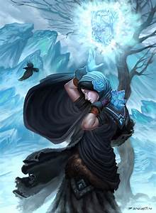 Boreas The Frost Mage by rzanchetin.deviantart.com on ...