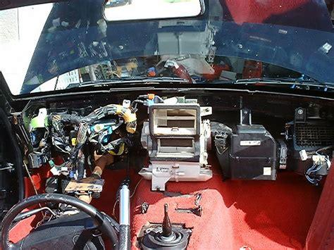 hvac underdash removal miata turbo forum boost cars