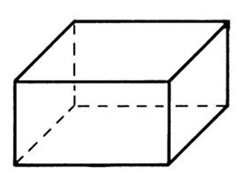 dessin d une chambre en perspective le parallèlépipède rectangle