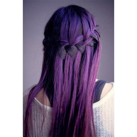 unusual hair colors liked on polyvore featuring hair and