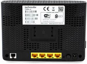 Technicolor Tg588v V2 Small Business Router  Thomson