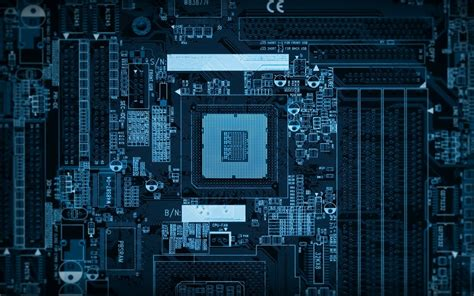 Motherboard Background Motherboard 4k Ultra Hd Wallpaper And Background Image