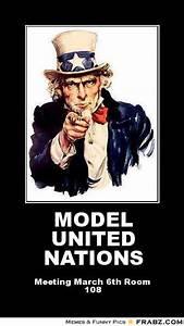 UNITED NATIONS ... Model Un Quotes
