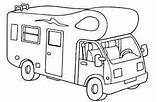 Pages Campers Colouring Motorhome Camper Coloring Camping Rv Google Drawing Dibujos Frompo Para Campervan Crafts Happy Adult Class Open Tastic sketch template