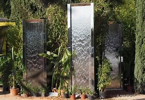 Fontaine Mur D Eau Exterieur : mur d 39 eau fontaine ext rieure ~ Premium-room.com Idées de Décoration