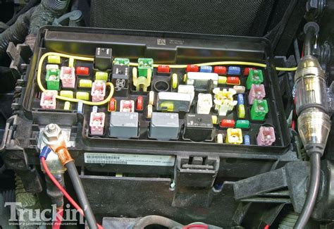 Ram 1500 Fuse Box by 2006 Dodge 1500 Truck Fuse Box Wiring Library