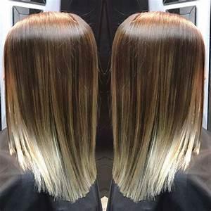 Coiffure Femme Mi Long : coiffure femme 2018 mi long lisse coiffure 2019 ~ Melissatoandfro.com Idées de Décoration
