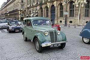 Vente Au Enchere Vehicule : v hicules de collection quels droits pour circuler dans paris photo 1 l 39 argus ~ Gottalentnigeria.com Avis de Voitures