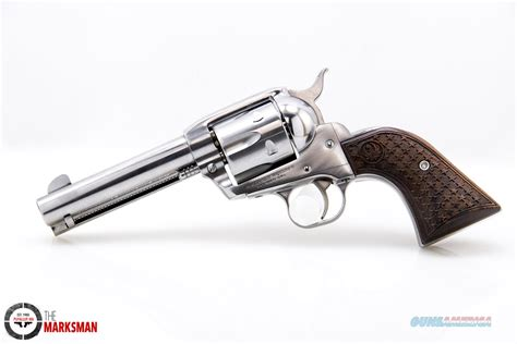 ruger vaquero fast draw 357 magnum new talo ex for sale