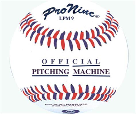 On Deck Sports Brockton Ma by Rawlings Leather Pitching Machine Baseballs Training