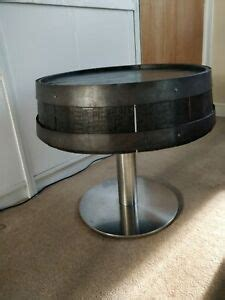 But are these really the best barrel coffee tables in the entire universe? well, why don't we take a gander at the options and you can decide for. Whisky Wooden Metal Barrel Coffee Table with Stainless Steel Leg & Iron Parts | eBay
