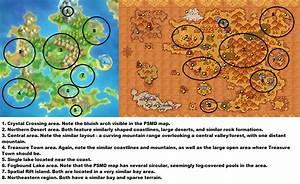 Similarities Between Psmdu002639s Map And Explorersu002639 Map I