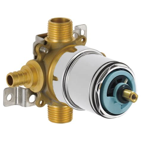ptr px tub  shower valve body  pex connections
