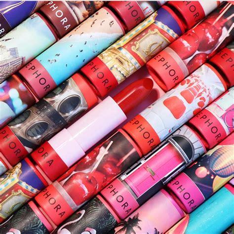 si鑒e sephora sephora lipstories lipstick 40 nuovi rossetti