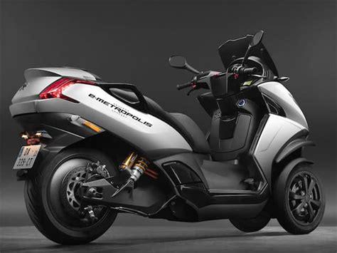 scooter 3 roues peugeot peugeot e metropolis le 1er scooter 233 lectrique 3 roues