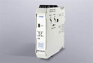 Sil2-voltage Monitoring Transmitter Msk 200-dx