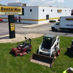 rental max party equipment rentals   harlem ave