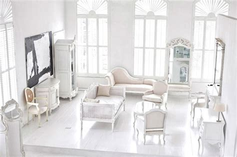 white lounge rooms modern french furniture lisamuaniez