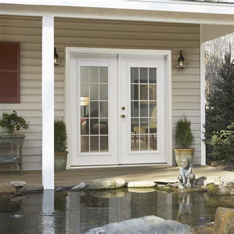French Double Doors Lowes  Interior & Exterior Ideas