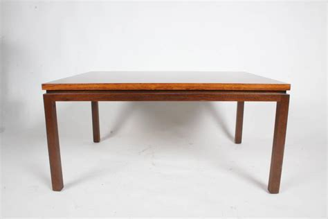 Harvey Probber Rosewood Coffee Table For Sale At 1stdibs