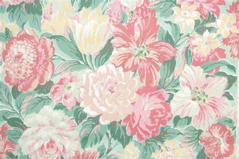 1950s floral vintage wallpaper 39 s treasures