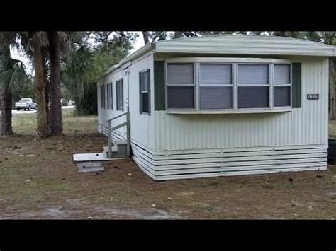 cheap rent mobile homes  rent  ft myers florida youtube