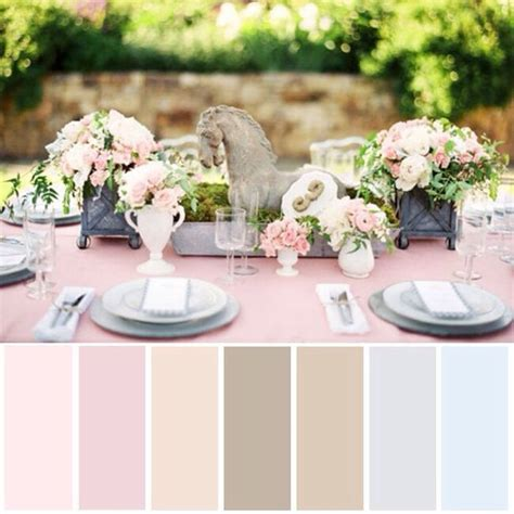 country wedding colors vintage country wedding colors