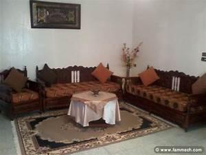 Meubles De Salon En Bois : bonnes affaires tunisie maison meubles d coration salon de s jour en bois ~ Teatrodelosmanantiales.com Idées de Décoration