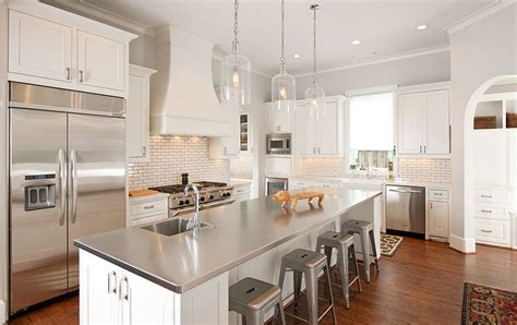 cost of stainless steel countertops used stainless steel countertops diy stainless steel