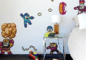 103 best images about video game room on pinterest retro With awesome video game wall decals