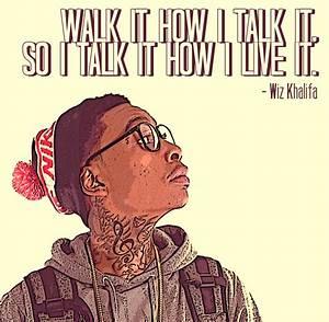 Wiz Khalifa Quo... Wiz Kush Quotes