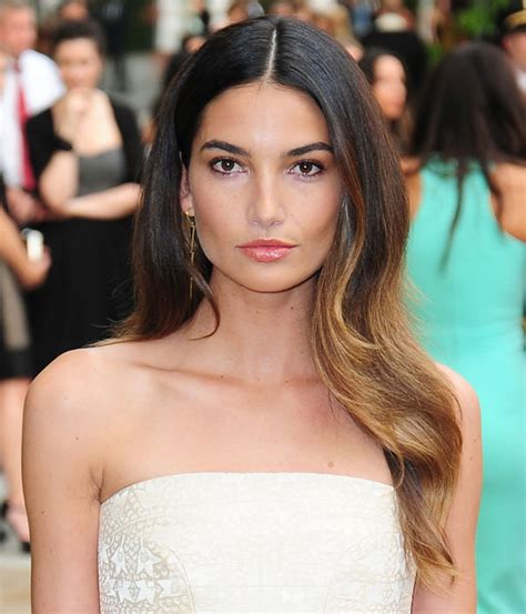 Top 10 Gorgeous Celebrity Ombré Hairstyle Female Fatal