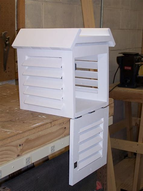 weather station box  jeremy  lumberjockscom