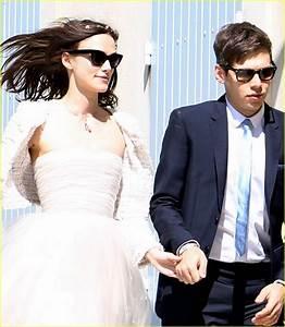 Keira Knightley: Wedding Photo with James Righton!: Photo ...