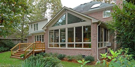 Sunroom On Deck by Sunrooms Screen Rooms Awnings Decks Sunrooms Solar