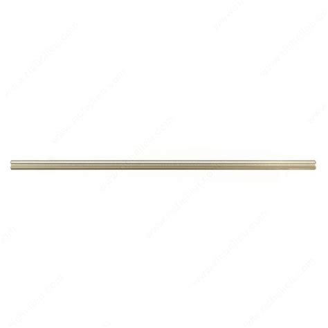 richelieu hardware in 298 mm brushed contemporary metal handle pull 305 richelieu hardware