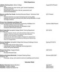 can you put volunteer work on a resume yahoo presenting volunteer experience on a resume by definition