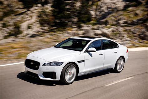 Jaguar Xf Saloon Review