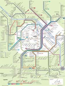 Sbahn München Plan : s bahn netzplan und karte von wien stationen und linien ~ Watch28wear.com Haus und Dekorationen
